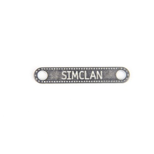 39.5mm SIMCLAN 条形牌